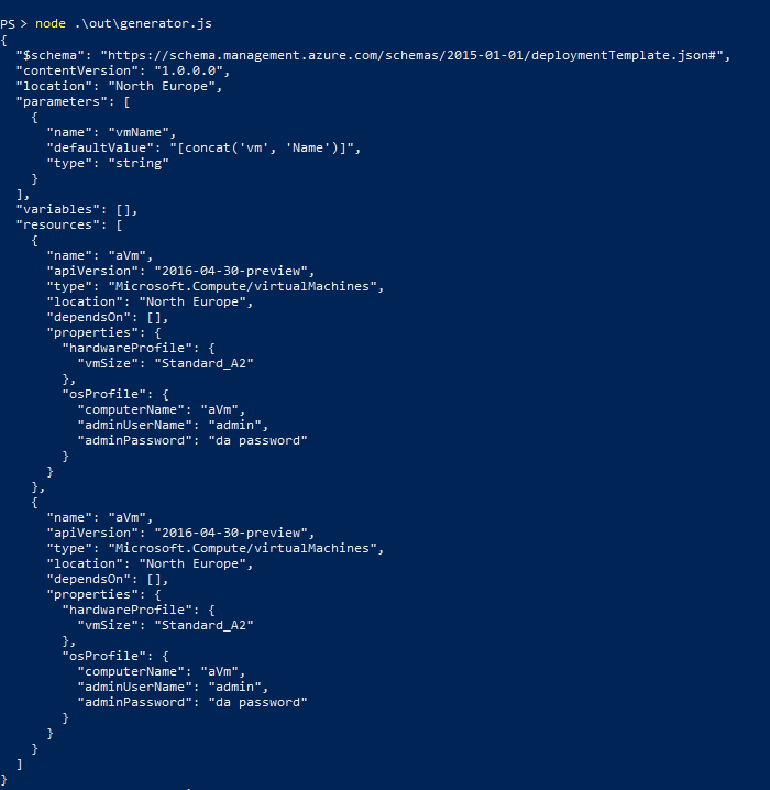 Deploying to Azure Without Writing JSON Arm Templates · The Agile